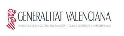 Logo Conselleria Agricultura medio ambiente GAL Palanacia Mijares